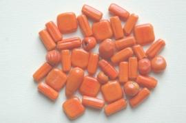 Oranje mix met keramiekuitstraling (BH-040-BK)
