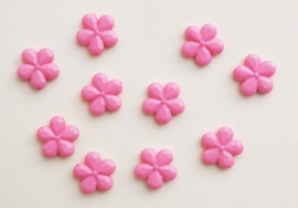 Roze bloemetjes, heel lief! (AC-080-PH)
