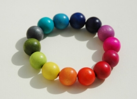 Armband  Regenboog (ABH-001)