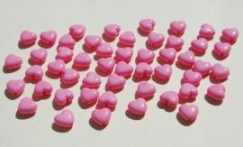 Hartjeskralen in roze (AC-106-PH6)