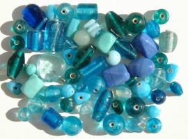 Aqua-blauwe mix (BH-15)