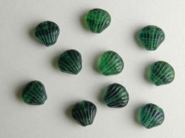 Groene schelpjes (CB-22)