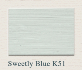 Painting the Past – K51 Sweetly Blue Houtverf Matt 750 ml