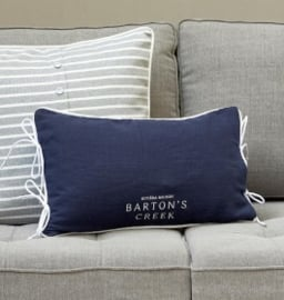 Bart. Creek Vint. PillowCover 50x30 kussenhoes Riviera Maison 404510
