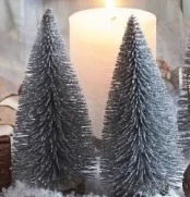 Aspen Decoration Trees Silver L Riviera Maison 256820