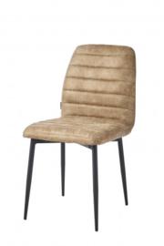 Rockefeller Dining Chair Pel Camel Riviera Maison 4314001