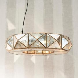Copenhagen Hanging Lamp L Riviera Maison 428980