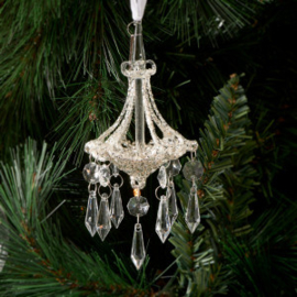Christmas Chandelier Ornament Riviera Maison 458950