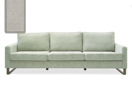 West Houston Sofa 2,5 seater, washed cotton, ash grey Riviera Maison 3908006