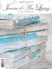 Jeanne dárc living magazine nr 3 2015