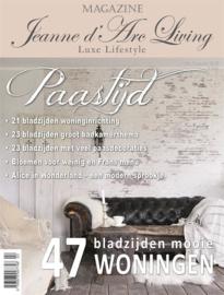 Jeanne dárc Living Magazine nr2 2018