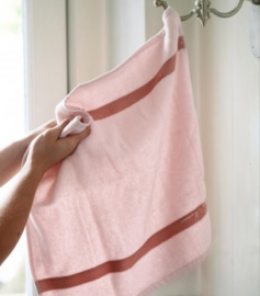 Kitchen Towel powder pink 50x50 Riviera Maison 382110