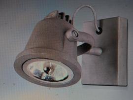 Doss Wand/plafond lamp voor binnen