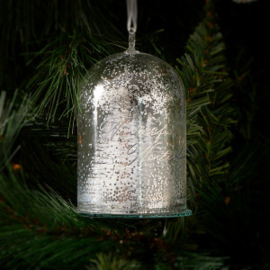 Pretty Christmas Ornament silver Riviera Maison 459450
