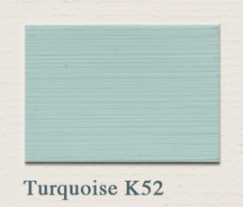 Painting the Past – K52 Turquoise  Houtverf Eggshell 750 ml