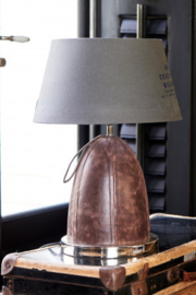 Union Square Leather Lampbase Riviera Maison 364780