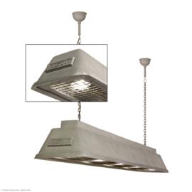 Bizz Small Aluminium Gegoten aluminium hanglamp Frezoli L.841.1.800