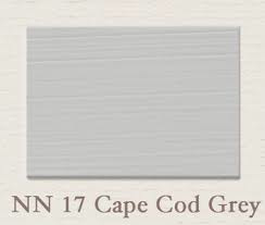 Painting the Past – NN17 Cape Cod Grey Houtverf Eggshell 750 ml