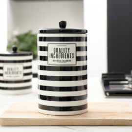 RM Ingredients Storage Jar M Riviera Maison 458250