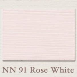 SALE Proefpotje NN91 Rose White Painting the Past
