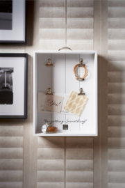 Riviera Maison Don't Forget Hanging Box