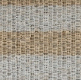 R.M Rustic Rattan Stripe Sunkissed Riviera Maison behang 313870