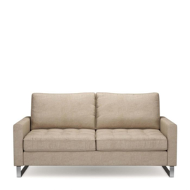 West Houston Sofa 2,5 seater, washed cotton, natural Riviera Maison 3908001