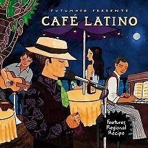 Cd Cafe Latino Putumayo bij Jolijt
