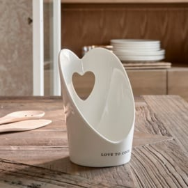 With Love Spoon Holder Riviera Maison 477730