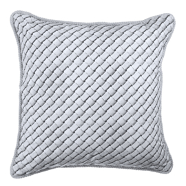 RM Resort cushion Light Grey 43x43 kussen Riviera Maison (incl vulling) 170625