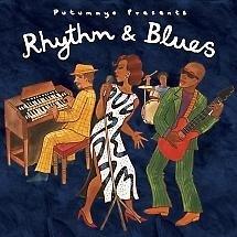 Cd Rhytm en blues Putumayo bij Jolijt