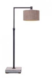 Hardstone desk lamp Tierlantijn (exclusief kap)