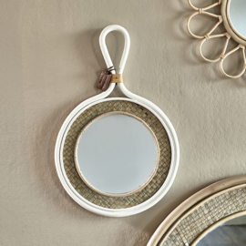 Natural Weave Mirror Riviera Maison 477070