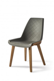 Amsterdam City Dining Chair, cloudy grey Riviera Maison 4321002
