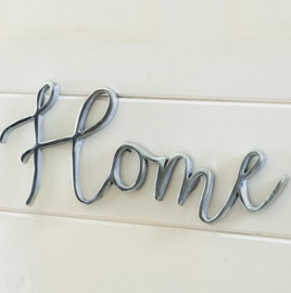 Home Wall Sign Riviera Maison 363310