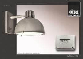 Raz Frezoli  Buiten/wandlamp in aluminium