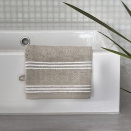 Serene stone Washcloth Riviera Maison