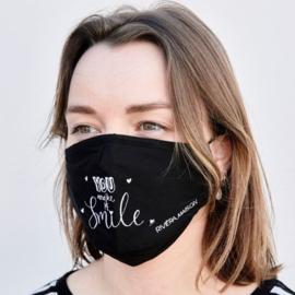 You Make Me Smile Face Mask Set van 3 Riviera Maison