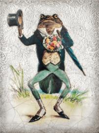 T506 Sir Frog Sid Dickens Tegel