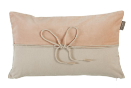 RM Pale Perfect cushion Nude 30x50 kussen Riviera Maison (incl vulling) 176247