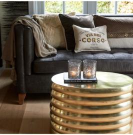 Radziwill Sofa 3 Seater, pellini, espresso Riviera Maison 4417003