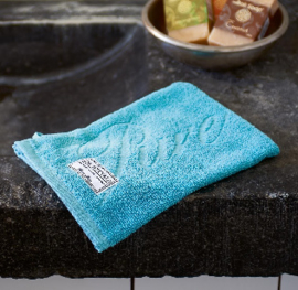 Spa Specials Wash Cloth aqua Riviera Maison 330180