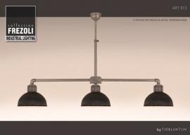 Hanglamp Raz Frezoli mat zwart 30 cm Tierlantijn