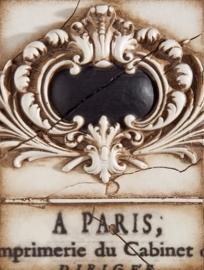 T 123 French Crest  Sid Dickens tegel bij Jolijt