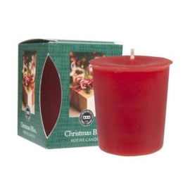 Christmas Bliss Bridgewater Votive Geurkaars 15 Branduren