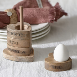 The Perfect Egg Cups 4 pieces Riviera Maison 477570