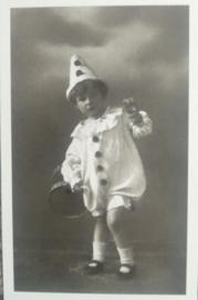 Wenskaart Pierrot nr 151