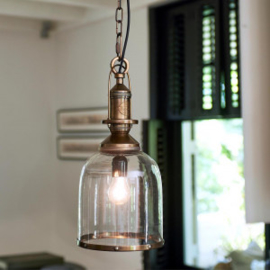 Soho Square Hanging Lamp Riviera Maison 379910