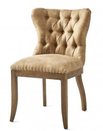 Wessex Dining Chair, pellini, camel Riviera Maison 3881001