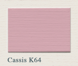 Painting the past – K64 Cassis Houtverf Eggshell 750 ml